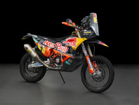 KTM 450 Rally Factory